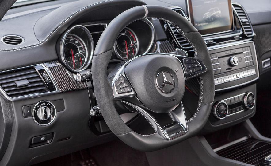 2016 Mercedes-AMG GLE63 S-Model - Slide 10