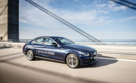 2016 Mercedes-Benz C350e Plug-In Hybrid – First Drive Review