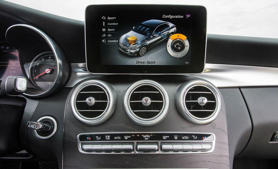 2016 Mercedes-Benz C350e plug-in hybrid - Slide 33