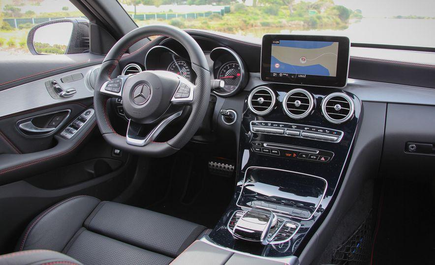 2017 Mercedes-Benz C-class coupe (artist's rendering) - Slide 12