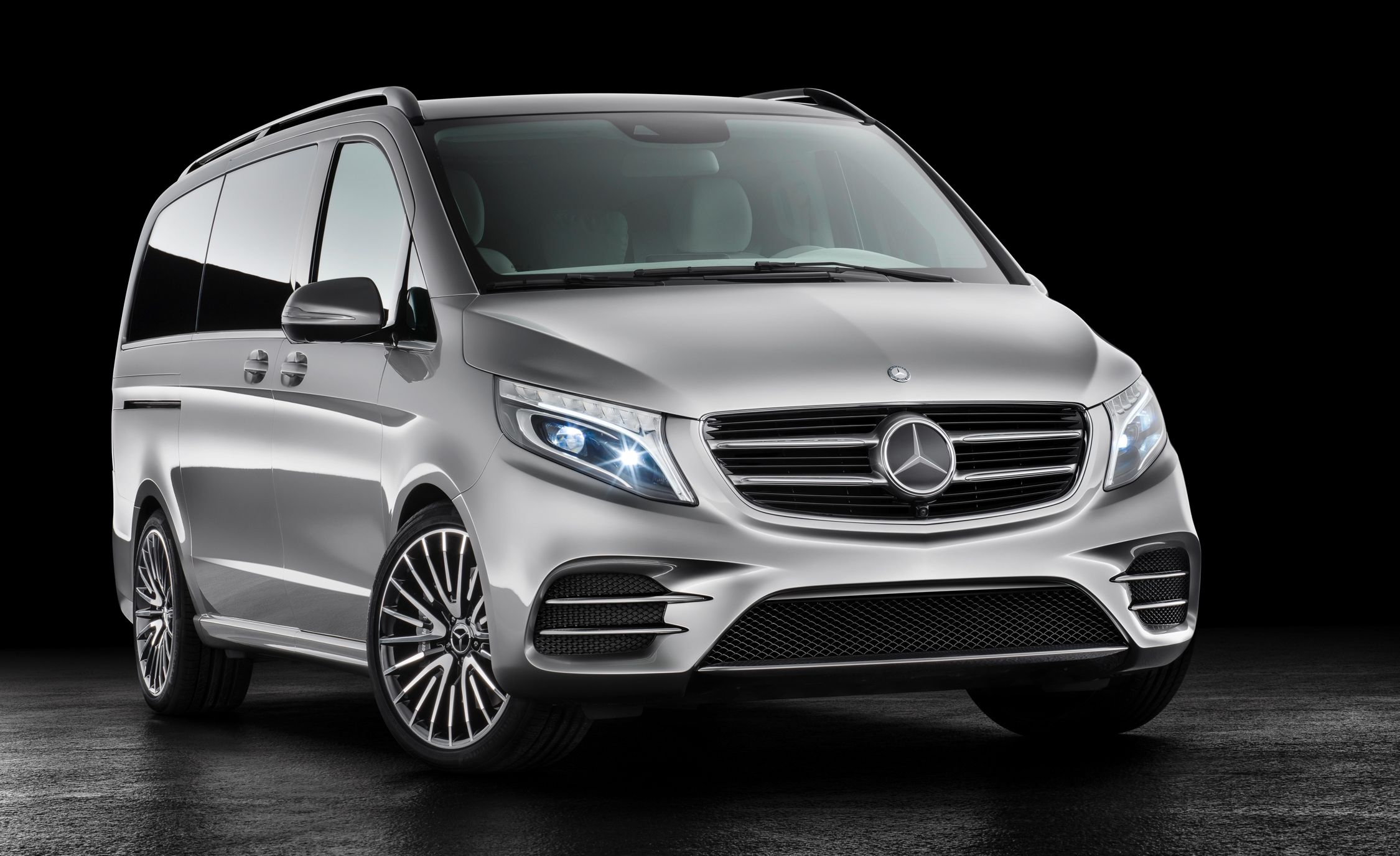 mercedes-benz v-ision e is a neat concept with a silly name – news