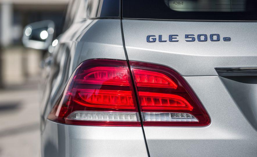 2016 Mercedes-AMG GLE63 S-Model - Slide 28