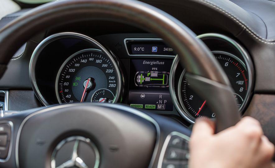 2016 Mercedes-AMG GLE63 S-Model - Slide 31
