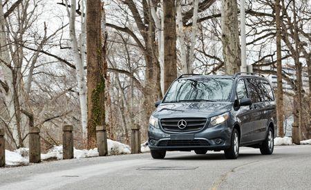 2016 Mercedes-Benz Metris: For When the Sprinter's Too Big – Official Photos and Info