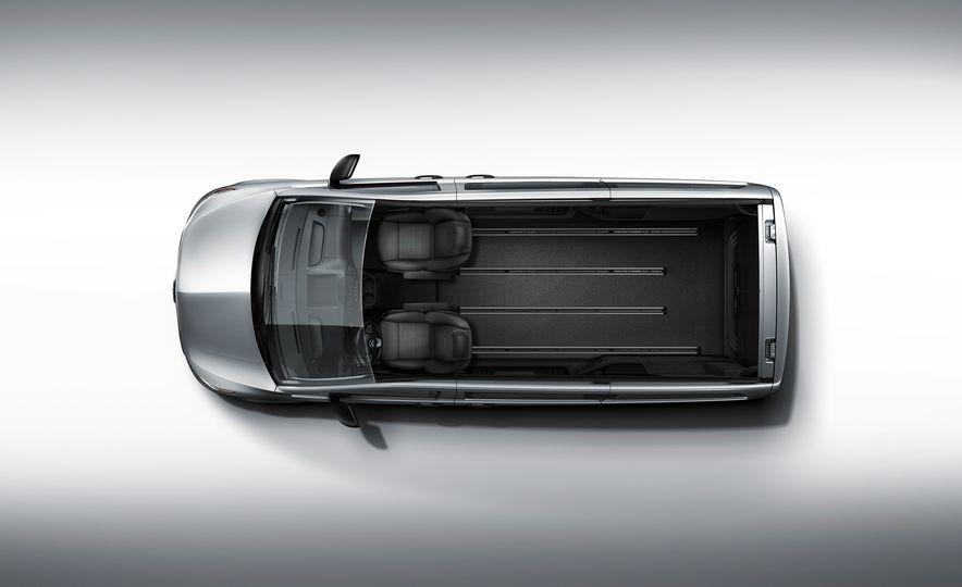 2016 Mercedes-Benz Metris - Slide 40