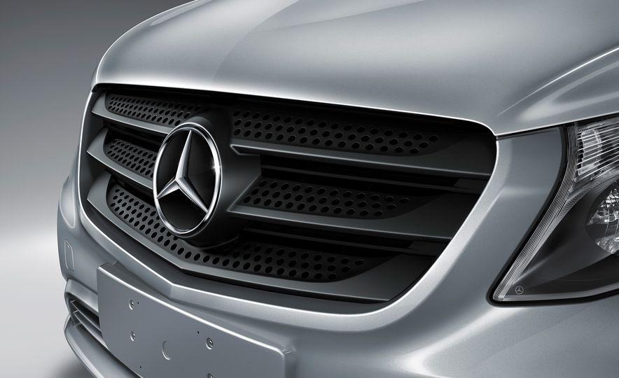 2016 Mercedes-Benz Metris - Slide 42