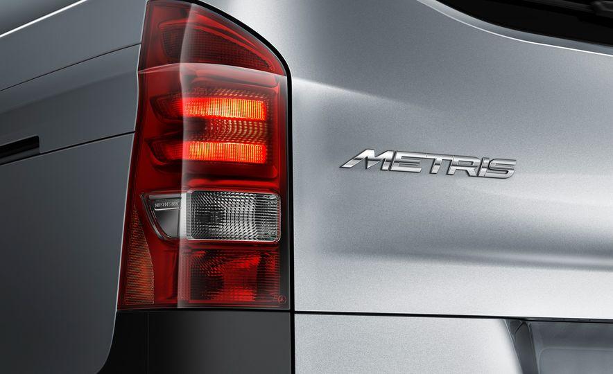 2016 Mercedes-Benz Metris - Slide 45