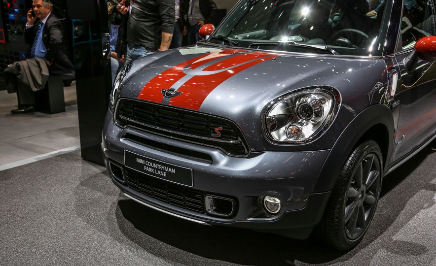 2016 Mini Cooper Countryman Park Lane - Slide 7