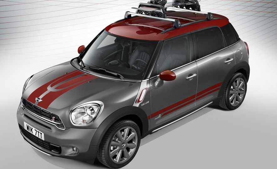 2016 Mini Cooper Countryman Park Lane - Slide 12
