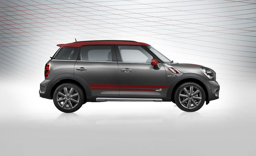 2016 Mini Cooper Countryman Park Lane - Slide 15