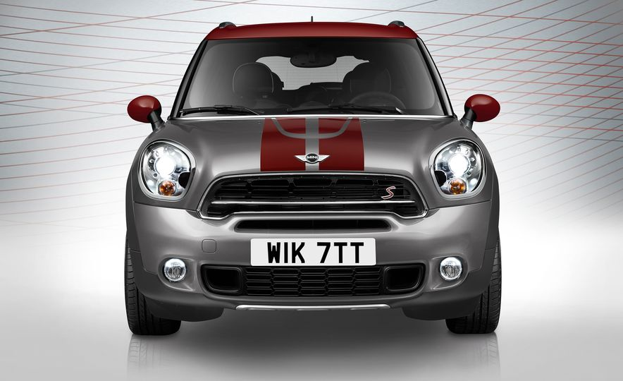 2016 Mini Cooper Countryman Park Lane - Slide 17