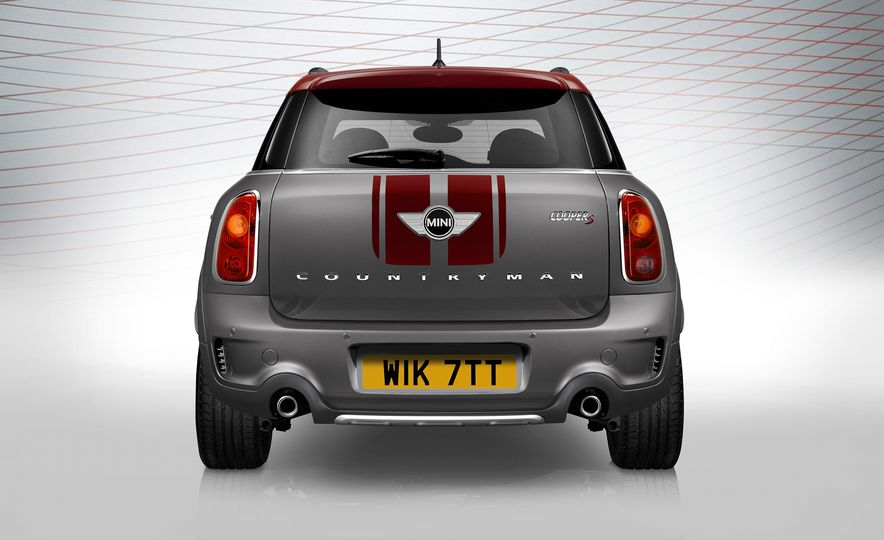 2016 Mini Cooper Countryman Park Lane - Slide 18