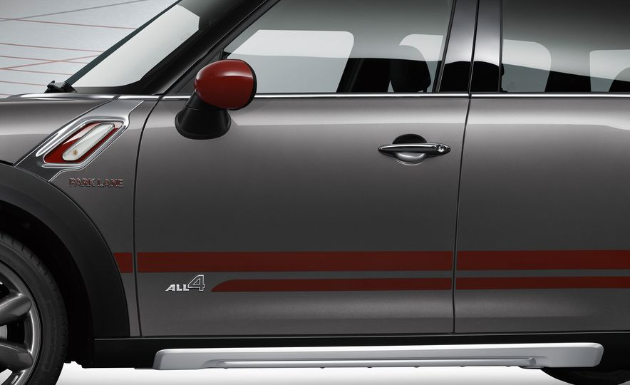 2016 Mini Cooper Countryman Park Lane - Slide 22