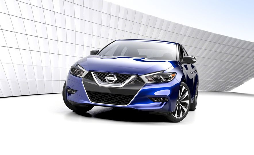 2016 Nissan Maxima - Slide 19