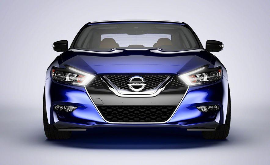 2016 Nissan Maxima - Slide 30