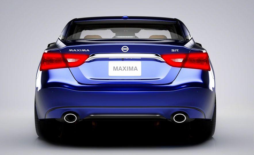 2016 Nissan Maxima - Slide 31
