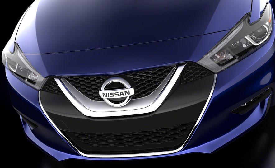 2016 Nissan Maxima - Slide 33