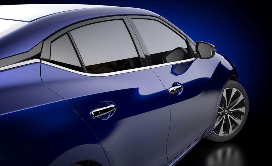 2016 Nissan Maxima - Slide 37