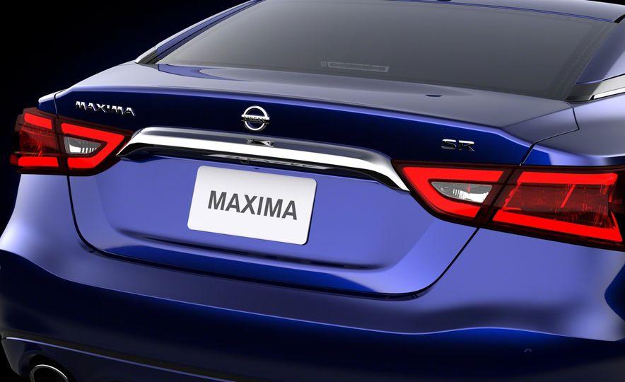 2016 Nissan Maxima - Slide 38