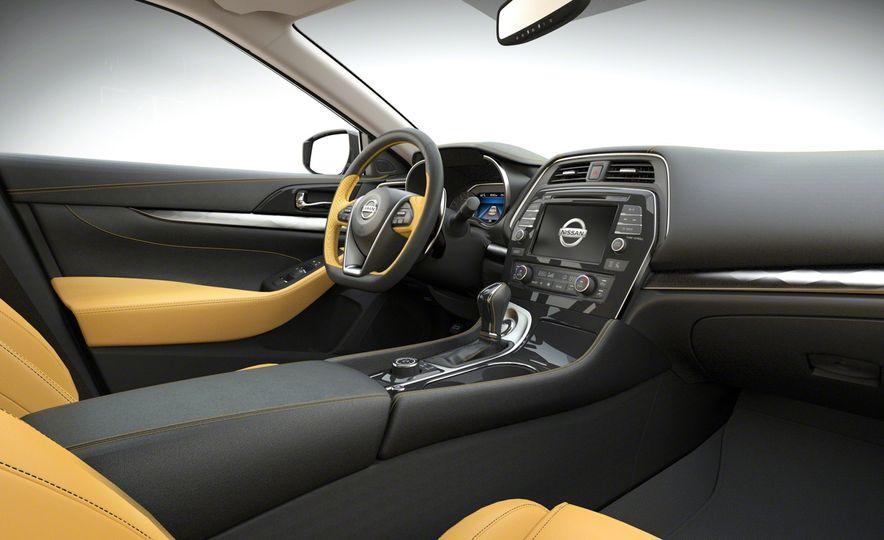 2016 Nissan Maxima - Slide 45
