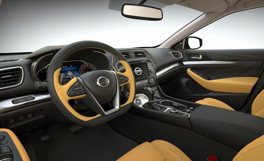 2016 Nissan Maxima - Slide 47