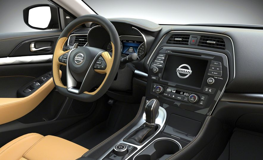 2016 Nissan Maxima - Slide 48