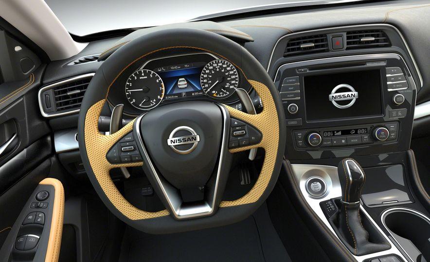 2016 Nissan Maxima - Slide 49