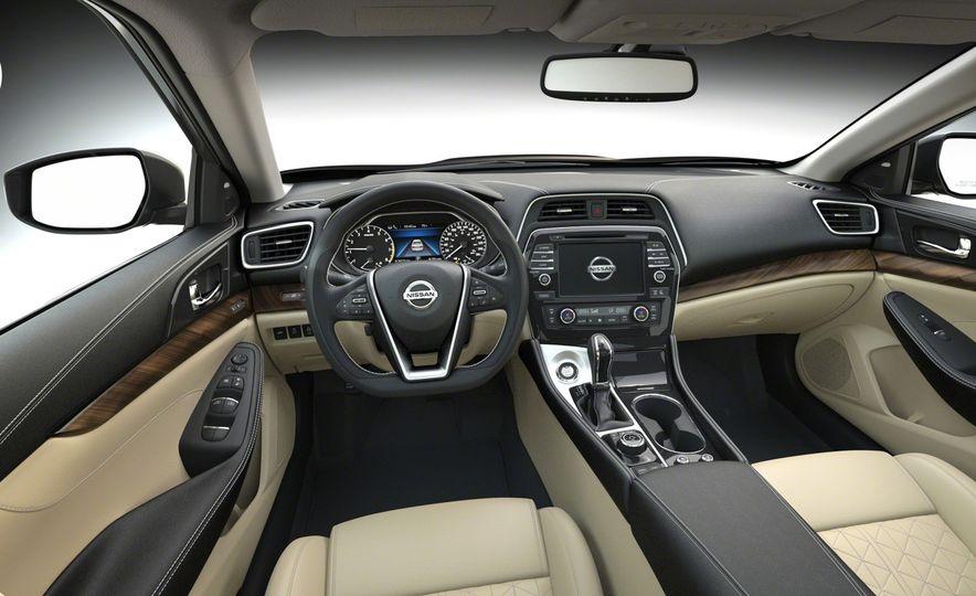 2016 Nissan Maxima - Slide 53
