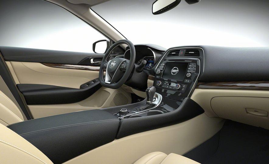 2016 Nissan Maxima - Slide 54