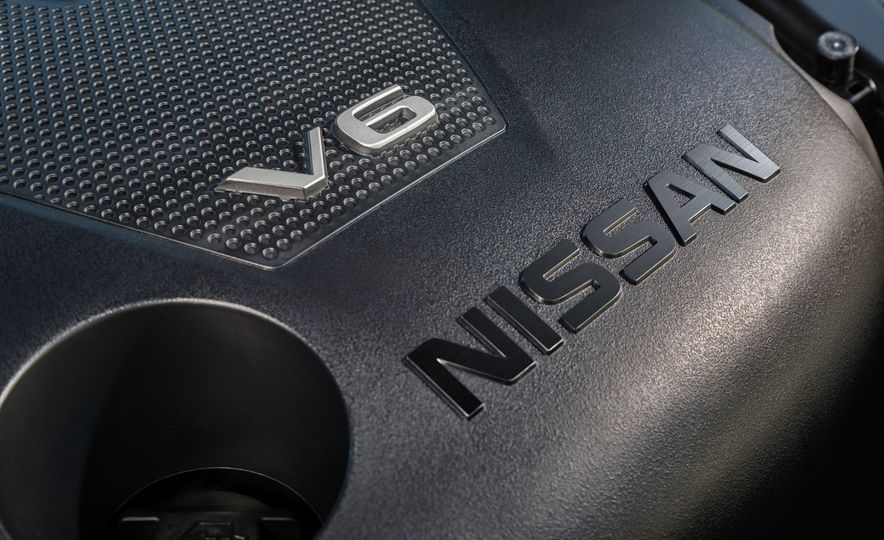 2016 Nissan Maxima - Slide 56