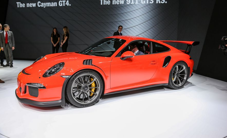 2016 Porsche 911 GT3 RS - Slide 5