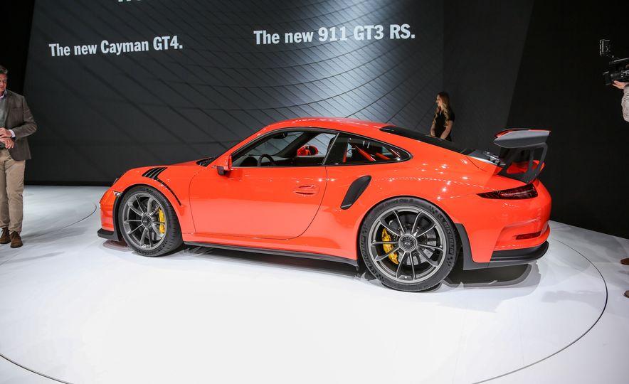 2016 Porsche 911 GT3 RS - Slide 6