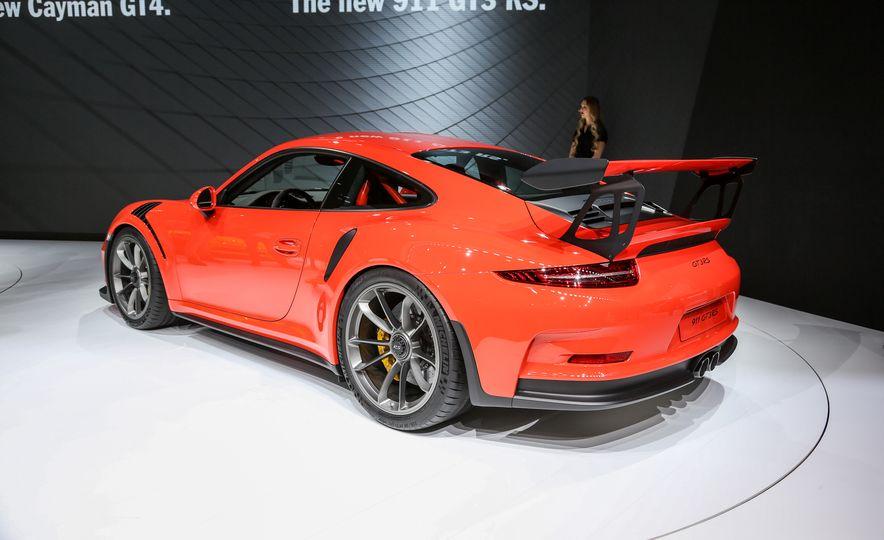 2016 Porsche 911 GT3 RS - Slide 7