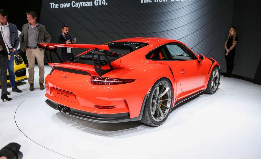 2016 Porsche 911 GT3 RS - Slide 12