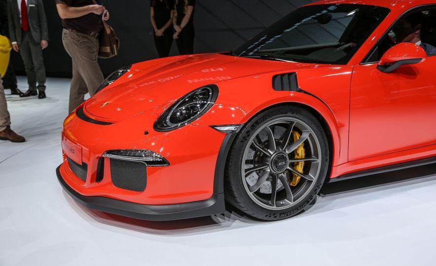 2016 Porsche 911 GT3 RS - Slide 20