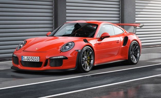 2016 Porsche 911 GT3 RS First Drive | Review | Car and Driver