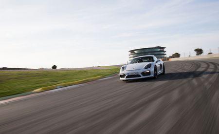2016 Porsche Cayman GT4 – First Drive Review