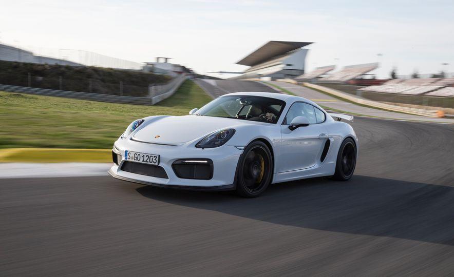 2016 Porsche Cayman GT4 - Slide 4