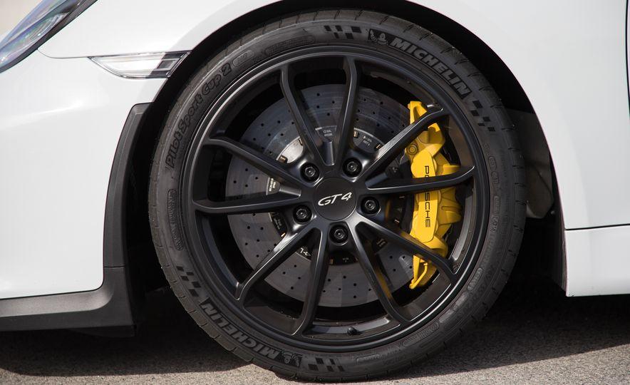 2016 Porsche Cayman GT4 - Slide 27