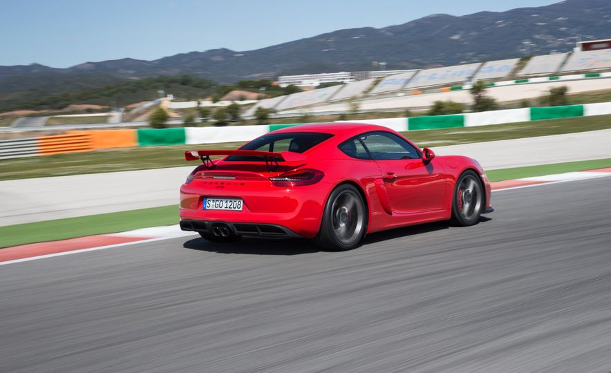 2016 Porsche Cayman GT4 - Slide 52