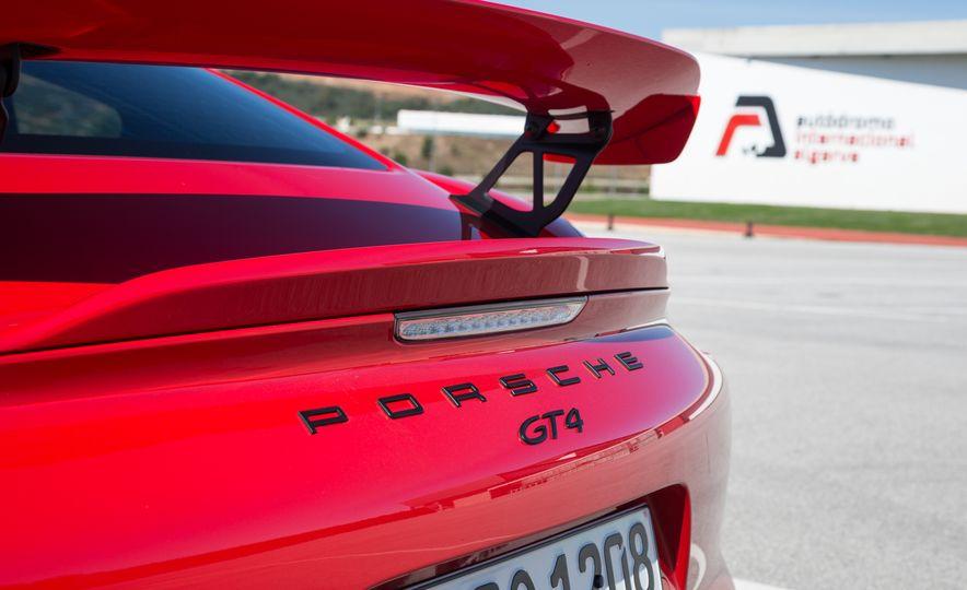 2016 Porsche Cayman GT4 - Slide 59