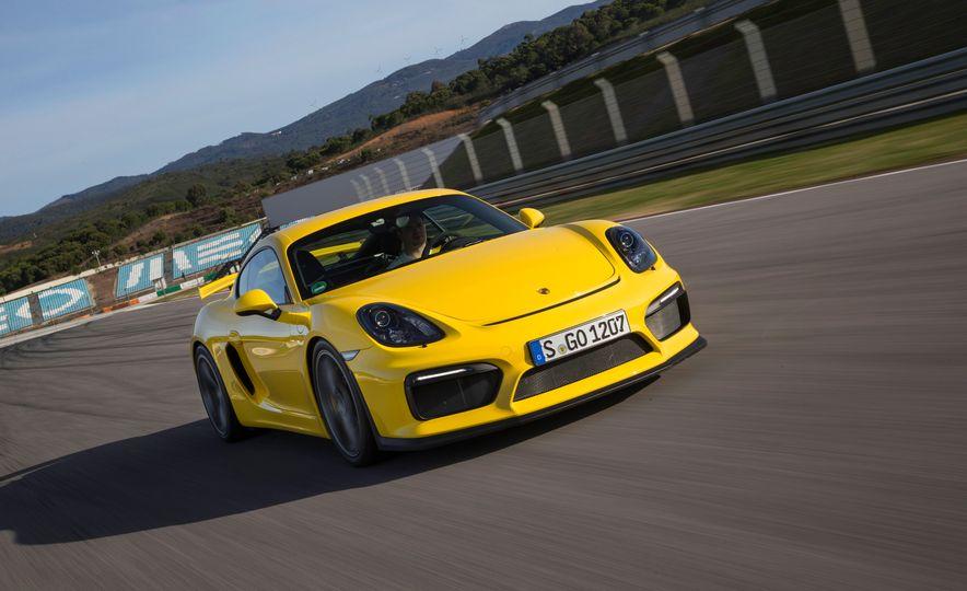 2016 Porsche Cayman GT4 - Slide 75