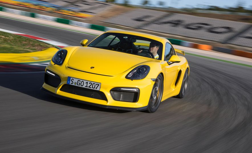 2016 Porsche Boxster Spyder - Slide 19