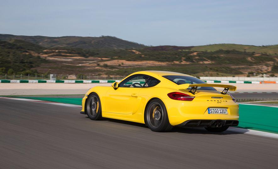 2016 Porsche Cayman GT4 - Slide 82