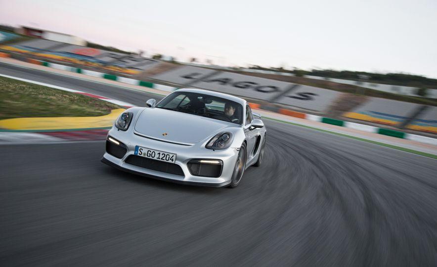 2016 Porsche Boxster Spyder - Slide 21