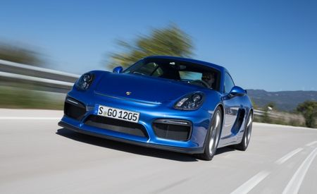 Porsche Cayman GT4 RS? You Might Not Want to Get Your Hopes Up