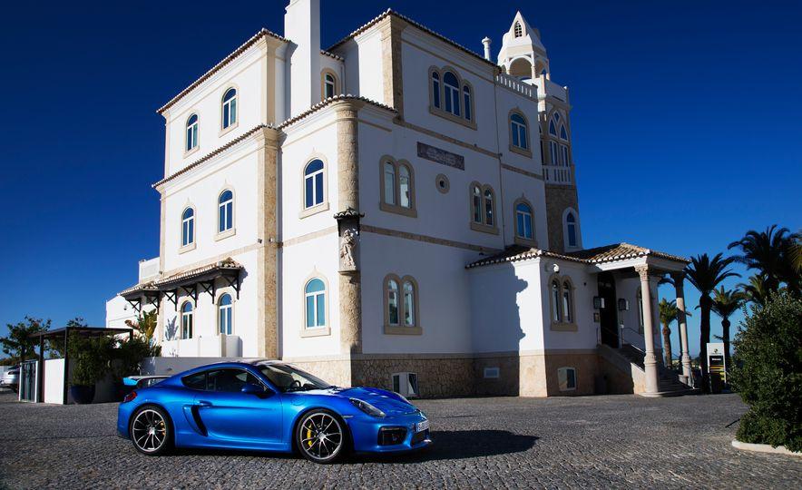 2016 Porsche Cayman GT4 - Slide 113