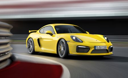2016 Porsche Cayman GT4: Holy Mother of Awesome – Feature