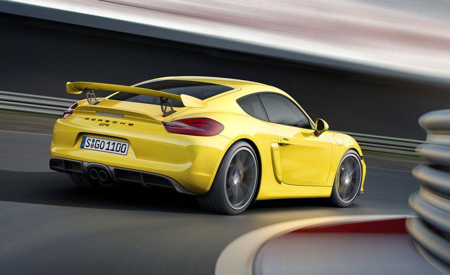 2016 Porsche Cayman GT4 - Slide 2