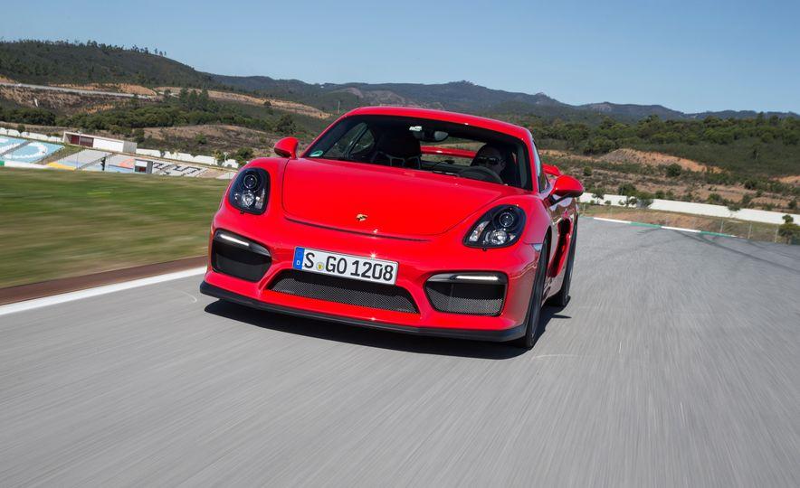 2016 Porsche Boxster Spyder - Slide 11